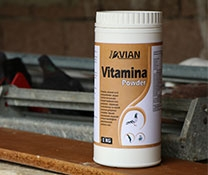 Toz Vitamin - Mineral