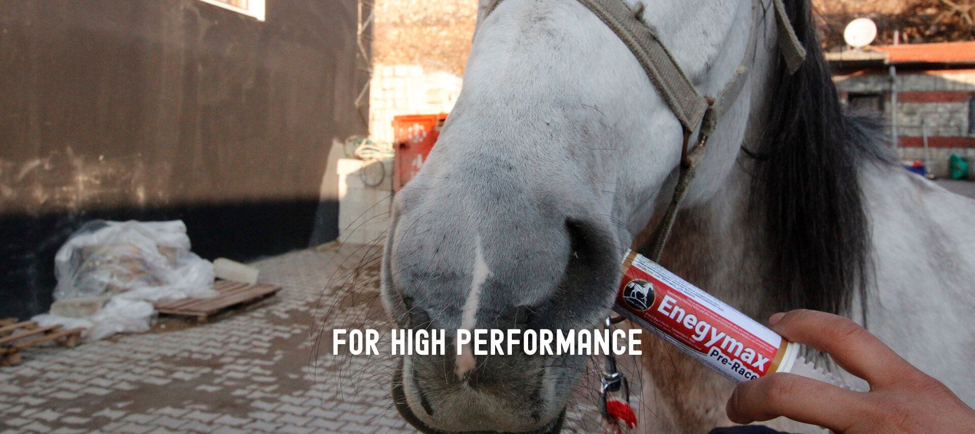 For high performance