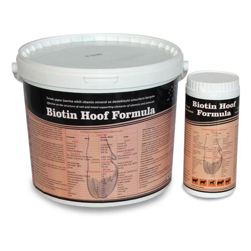Biotin Hoof Formula
