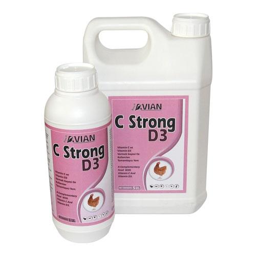 C Strong D3