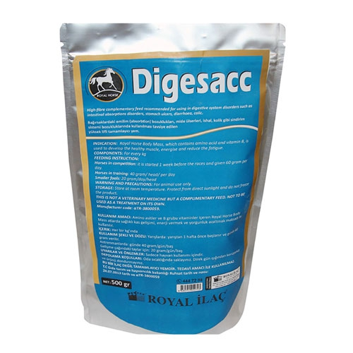 Royal Horse Digesacc