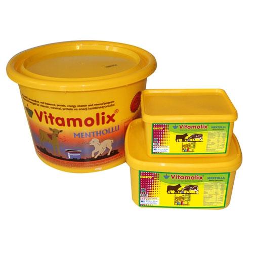 Vitamolix Menthollü