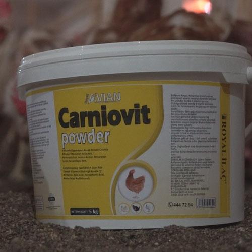Carniovit Powder