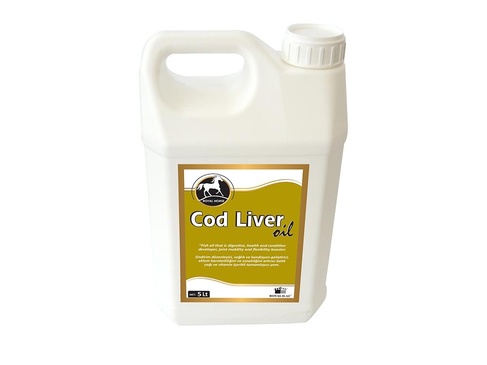 Royal Horse Cod Liver Oil