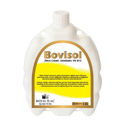 Bovisol Copper Cobalt Zinc Selenium + Vit B12