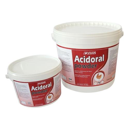 Acidoral Powder