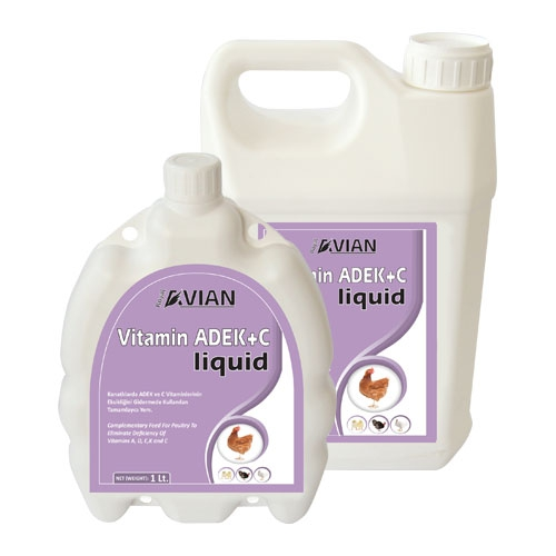 Vitamin ADEK+C Liquid