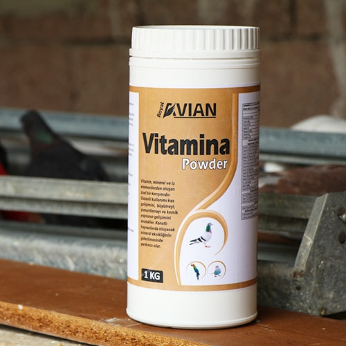 Vitamina Powder