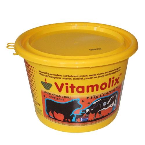 Vitamolix Garlic-Mag / Fly Control